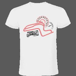 T-shirt Circuit Rallycross Loheac