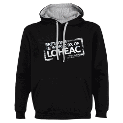 Sweat logo Bretagne World RX of Loheac