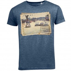 T-shirt Photo 1972 Vintage Rallycross Lohéac 2019
