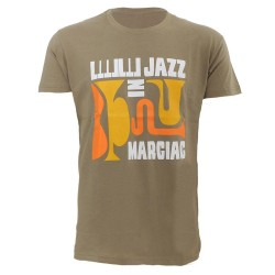 T-shirt seventies Jazz in Marciac