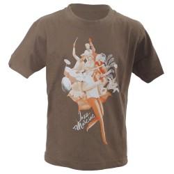 T-shirt affiche enfant 2016 Jazz in Marciac