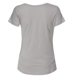 T-shirt blanc Mask Singer - Logo
