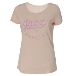 T-shirt femme Love Jazz Jazz in Marciac