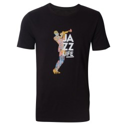 T-shirt filaire Jazz in Marciac