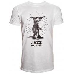 T-shirt Noir Mask Singer - Le Paon