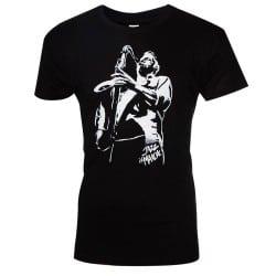 T-shirt noir Femme Mask Singer - Don't Talk To Me