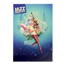 Affiche Jazz in Marciac 2016