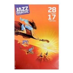 Affiche Jazz in Marciac 2014
