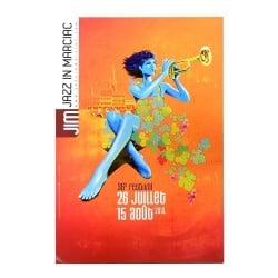 Affiche Jazz in Marciac 2013