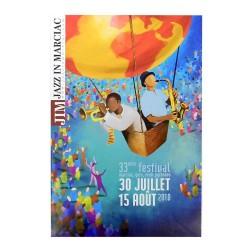 Affiche Jazz in Marciac 2010