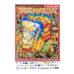 Affiche Jazz in Marciac 2003