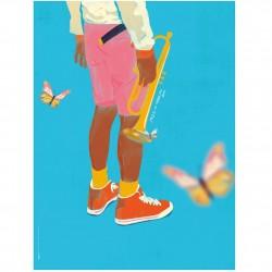 Affiche Collector Jazz In Marciac 2019