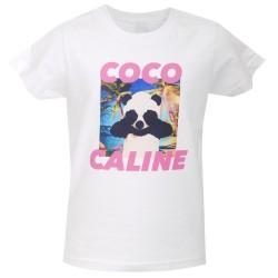 T-shirt enfant single Coco Câline