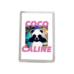 Magnet single Coco Câline Julien Doré