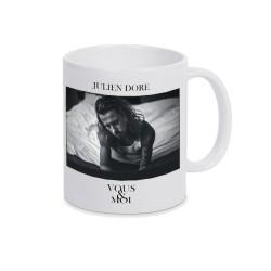 Mug affiche Vous  et  Moi - Julien Doré