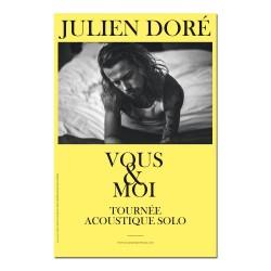 Poster Vous  et  Moi - Julien Doré
