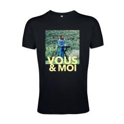 T-shirt Vous  et  Moi Julien Doré