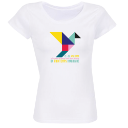 T-shirt Parcours 2020 Africa Race