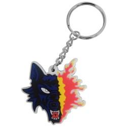 Porte-clés tête de loup BDL
