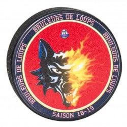 Palet de hockey Brûleurs de Loups 2018/2019