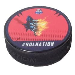 Bonnet noir BOPB 19-20 Logo Vert Junior