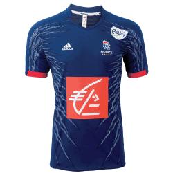 Maillot officiel Equipe de France de Handball masculine de 2017.
