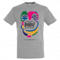 T-shirt Affiche Printemps de Bourges 2019