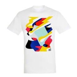 T-shirt affiche Printemps de Bourges 2018