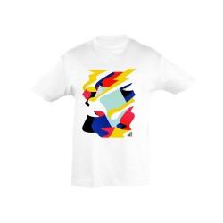 T-shirt enfant affiche Printemps de Bourges 2018