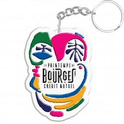 Porte clés affiche Printemps de Bourges 2019