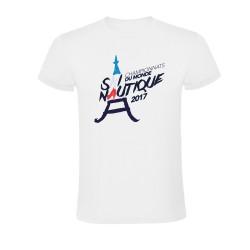 T-shirt logo Championnats du Monde de ski nautique