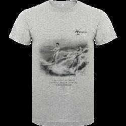 T-shirt tandem vintage
