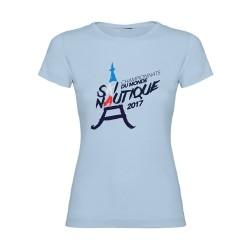 T-shirt femme Championnats du Monde de ski nautique