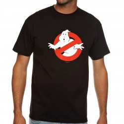 T-shirt Ghostbusters - Logo