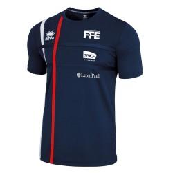 Maillot officiel Equipe de France d'Escrime