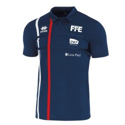 Polo officiel Equipe de France d'Escrime