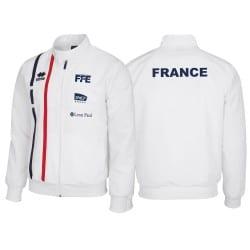 Veste officielle Equipe de France d'Escrime