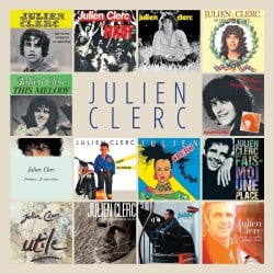 Coffret 14 CD single Julien Clerc