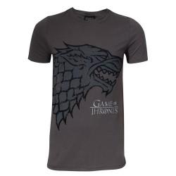 T-shirt Game of Thrones - Direwolf