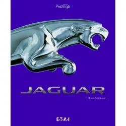 Livre Jaguar – collection Prestige
