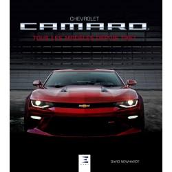 Livre Chevrolet Camaro tous les modèles depuis 1967