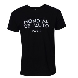 T-shirt logo Salon Mondial Automobile