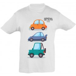 T-shirt Enfant Mondial de l'Automobile