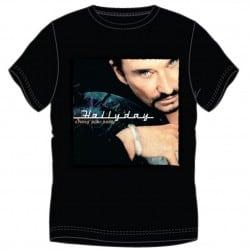 T-shirt Johnny Hallyday Sang pour Sang