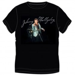 T-shirt Johnny Hallyday Sur Scène